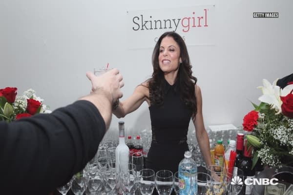 How this 'Skinnygirl' rose to the top