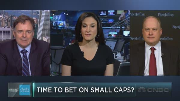Will small stocks start to shine?