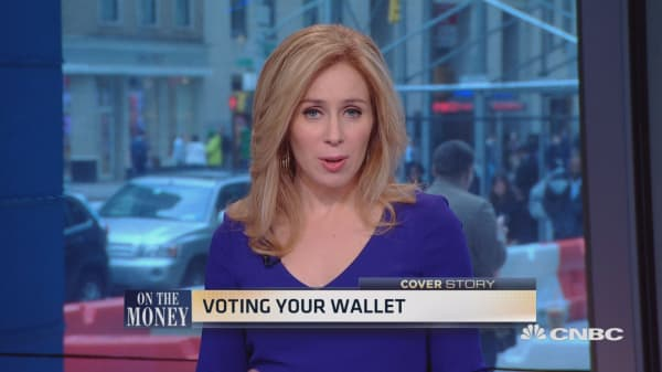 Voting your wallet