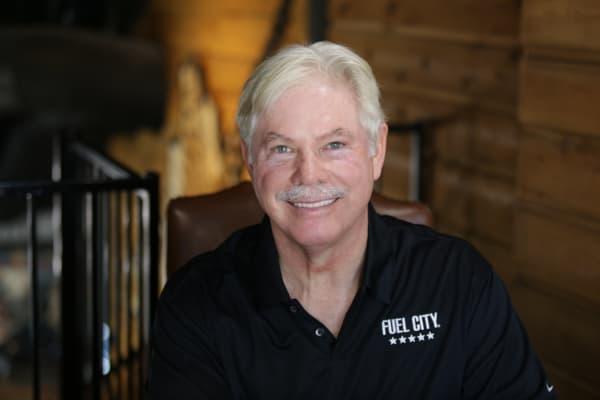 John Benda, Fuel City owner