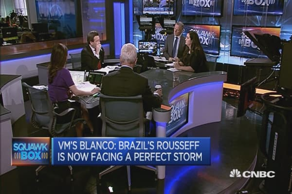 How to get Brazil's economy back on track