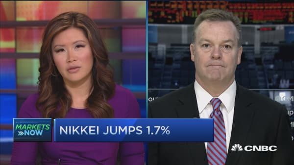 Market rally fueled by oil: Pro