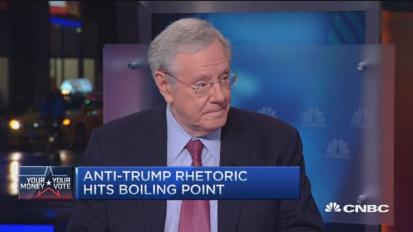 I will support the GOP nominee: Steve Forbes