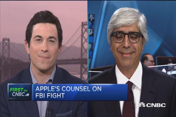 Apple Attorney: Hidden dangers in backdoors