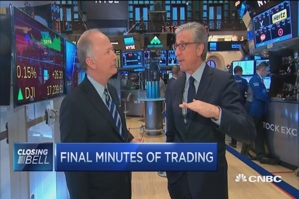 Pisani: Oil didn't affect overall market