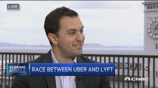 Lyft co-founder: Why more people are choosing us