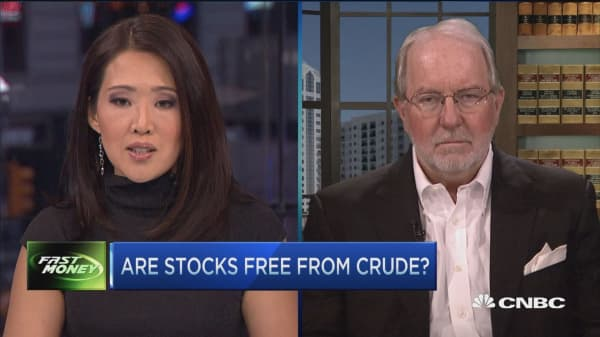 Gartman: Stable crude is 'economic nirvana'