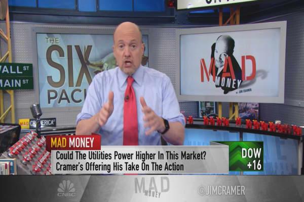 Cramer: 6 groups in fabulous bull market mode