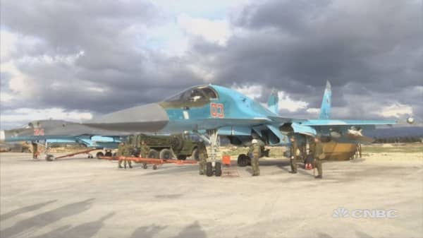 Russia in Syria: How much did it cost?