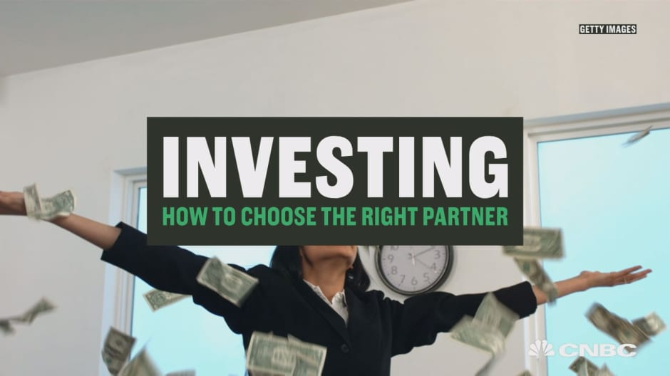 This is what makes a perfect investing partner