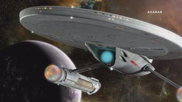 Star Trek fan movie hit with lawsuit