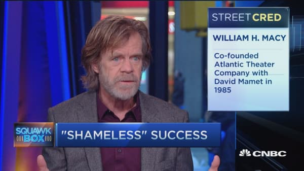 William H. Macy's 'Shameless' star power