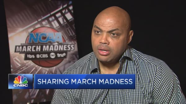 Sharing March Madness