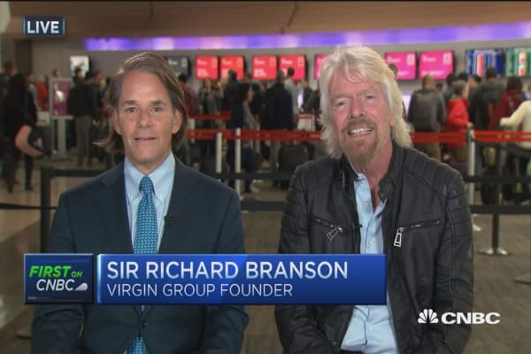 Virgin America connects Silicon Valley to Denver