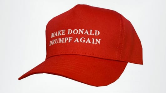 Make Donald Drumpf Again HBO hat