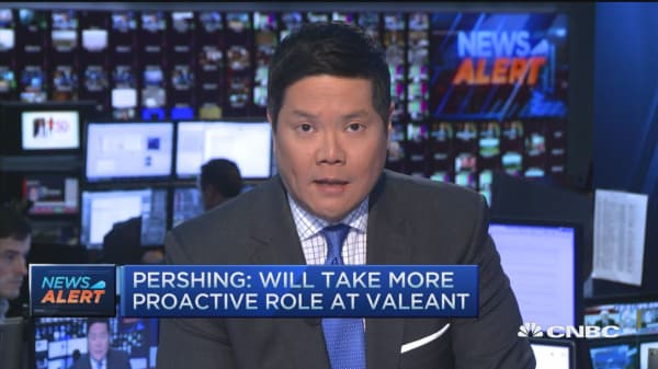 Pershing: Need to restore shareholder confidence