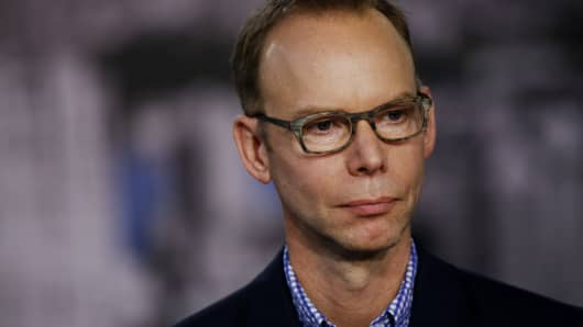 Steve Ells, chairman and co-chief executive officer of Chipotle Mexican Grill Inc.
