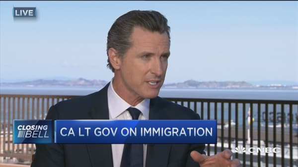 Trump's immigration plan is a loser: Lt.Governor