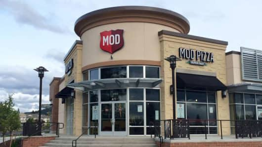 MOD Pizza location