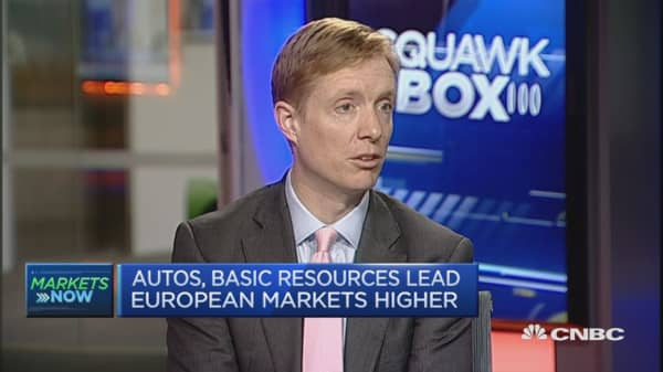 Demand for metals is still growing: James Butterfill