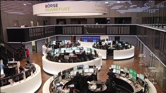 Deutsche Boerse, LSE to merge