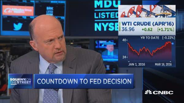Cramer: Should the Fed raise rates