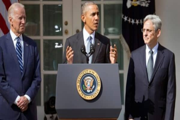 Obama picks Merrick Garland for Supreme Court