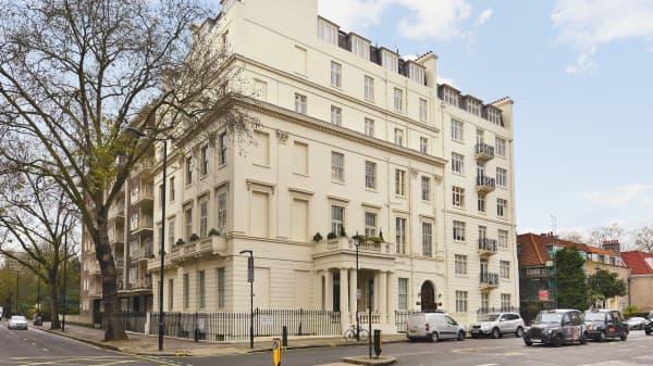 Flat 7, 1 Hyde Park Street, London, W2 2JW