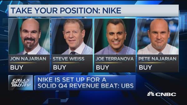 Growing Nike still a buy?