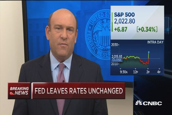 Fed lowers rate forecasts