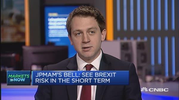 Brexit will cause short term volatility: Strategist