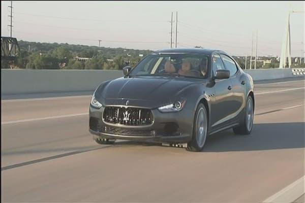 Maserati recalling 28k cars