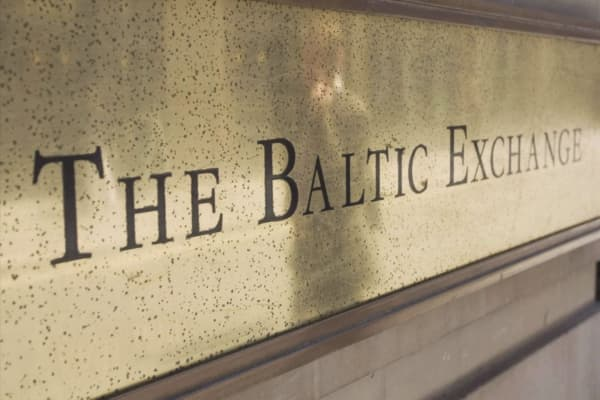 China Merchants Group wants to buy Baltic Exchange
