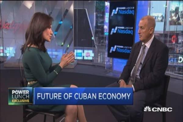 Doing business in Cuba