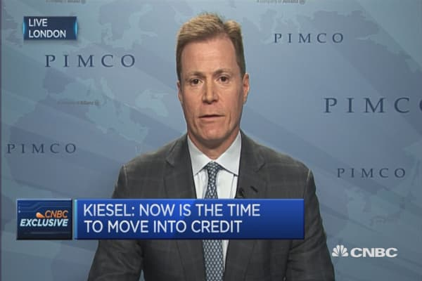 Credit is the sweet spot: Pimco
