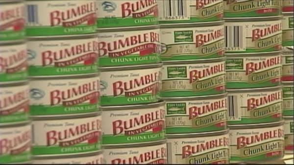 Bumble Bee recalls 31k cases of tuna