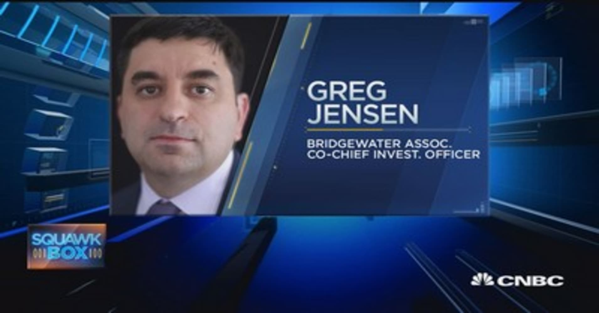 Shifting leadership roles at Bridgewater