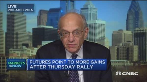 Jeremy Siegel: Higher earnings key to higher markets