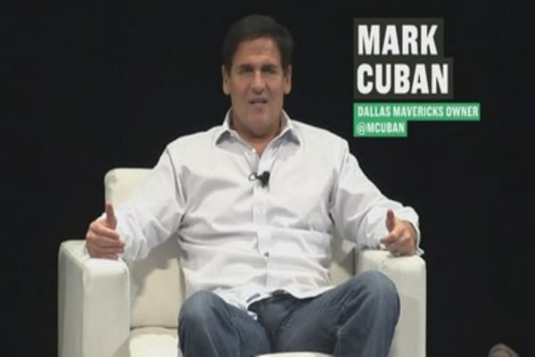 Mark Cuban's 3 tips for success