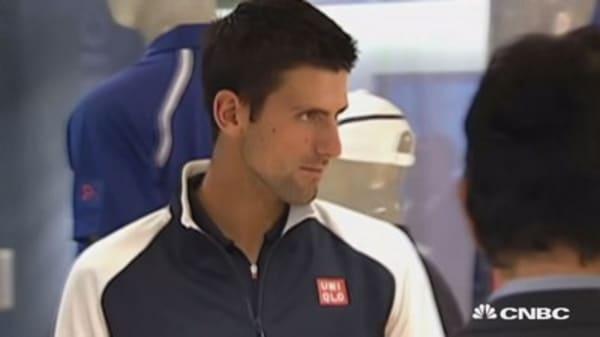 Djokovic on equal pay