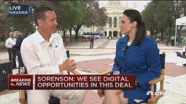 Marriott CEO on Cuba openings: Great step for the industry