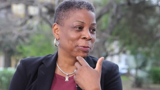 Ursula Burns, chairwoman and former CEO of Xerox, in Havana, Cuba on March 21, 2016.