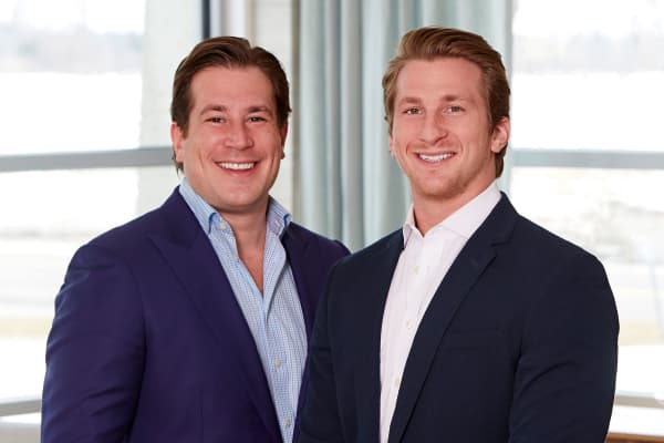 Zachary and Cody Vichinsky, Bespoke Real Estate