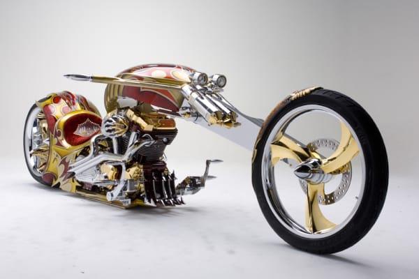 Nehmesis motorcycle