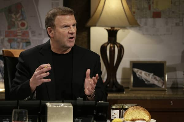"Tilman Fertitta, CEO of Landry's, stars in CNBC's ""Billion Dollar Buyer"""