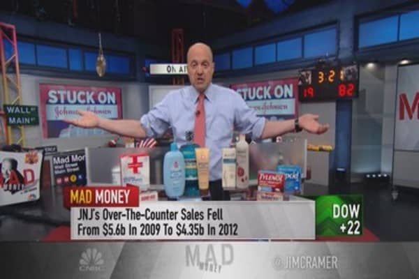 Cramer: Hottest play in a bearish pharma sector