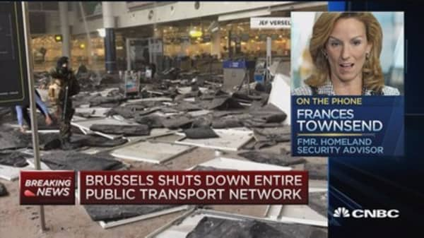 Authorities scramble to investigate Brussels attack