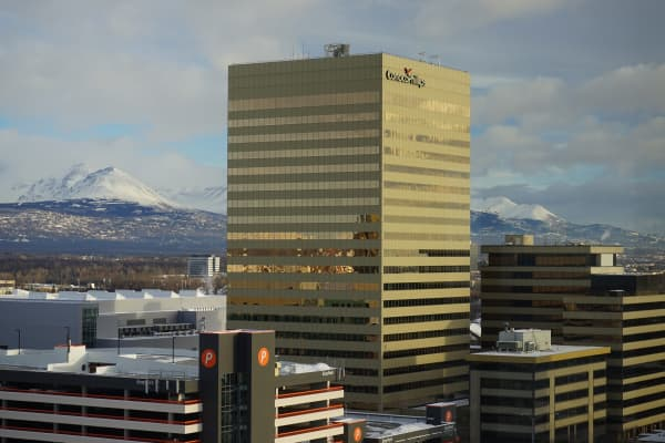 ConocoPhilips in Anchorage, Alaska