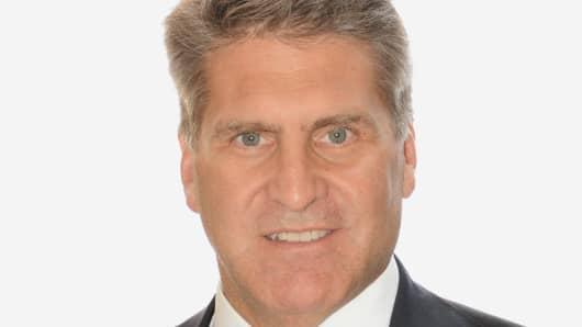 Kirt Gardner, chief financial officer of UBS Group AG