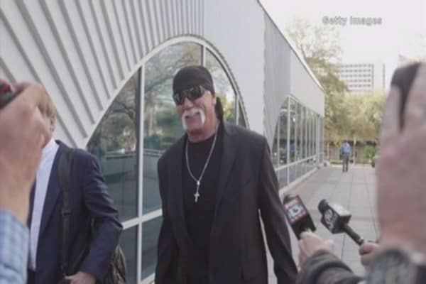 Jury adds $25M in Hulk Hogan privacy case